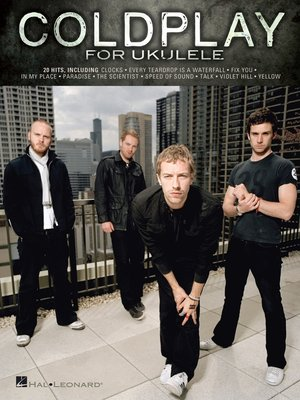 cover image of Coldplay for Ukulele (Songbook)