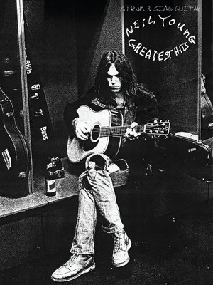 cover image of Neil Young--Greatest Hits Songbook