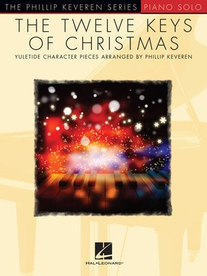 cover image of The Twelve Keys of Christmas