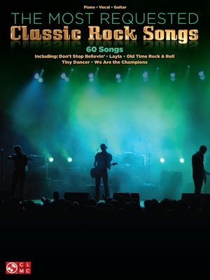 cover image of The Most Requested Classic Rock Songs (Songbook)