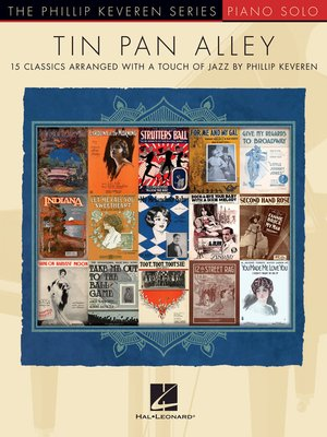 cover image of Tin Pan Alley