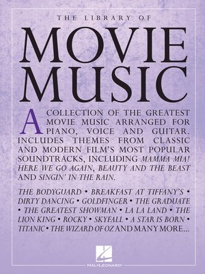 cover image of The Library of Movie Music