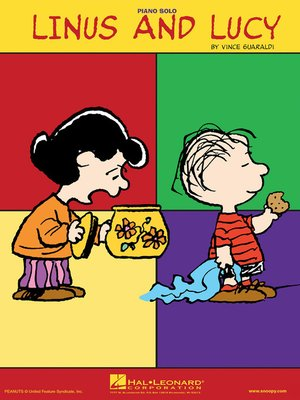 cover image of Linus and Lucy (Sheet Music)