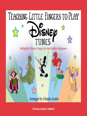 cover image of Teaching Little Fingers to Play Disney Tunes