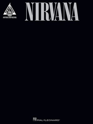 cover image of Nirvana (Guitar Transcriptions)