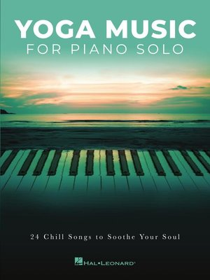 cover image of Yoga Music for Piano Solo