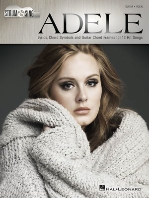 cover image of Adele--Strum & Sing