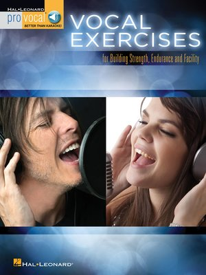 cover image of Vocal Exercises