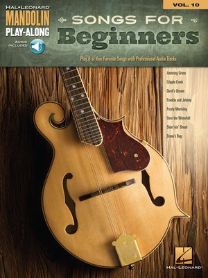 cover image of Songs for Beginners