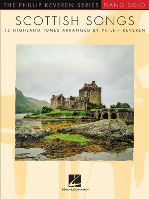 cover image of Scottish Songs