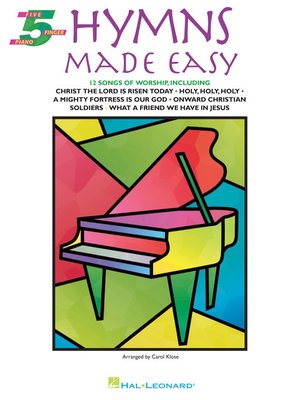 cover image of Hymns Made Easy