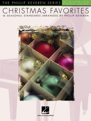 cover image of Christmas Favorites (Songbook)