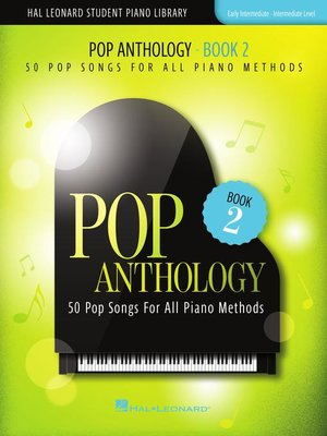 cover image of Pop Anthology, Book 2