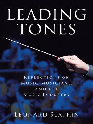 cover image of Leading Tones