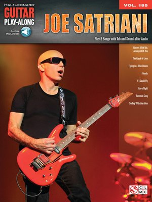cover image of Joe Satriani