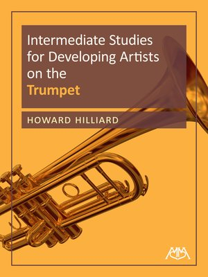 cover image of Intermediate Studies for Developing Artists on Trumpet
