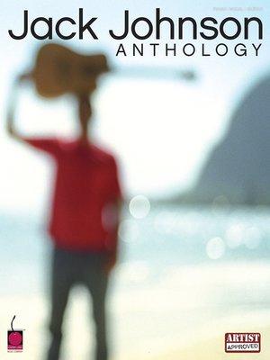 cover image of Jack Johnson--Anthology (Songbook)
