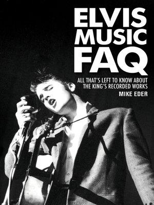 cover image of Elvis Music FAQ