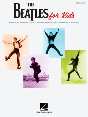 cover image of The Beatles for Kids