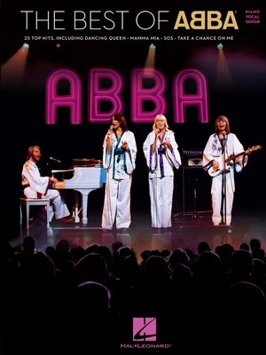 cover image of The Best of ABBA (Songbook)