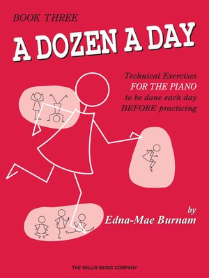cover image of A Dozen a Day Book 3
