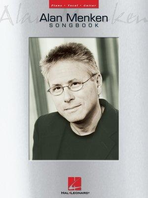 cover image of Alan Menken Songbook