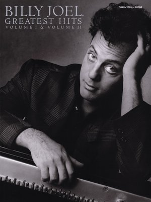 cover image of Billy Joel--Greatest Hits, Volumes 1 and 2 (Songbook)