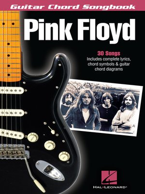 cover image of Pink Floyd--Guitar Chord Songbook