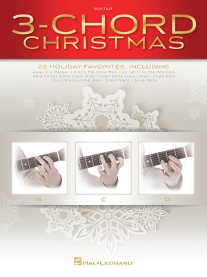 cover image of 3-Chord Christmas (G-C-D)