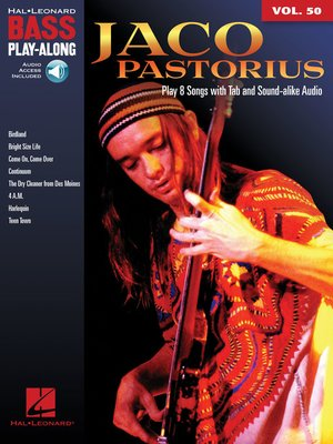 cover image of Jaco Pastorius