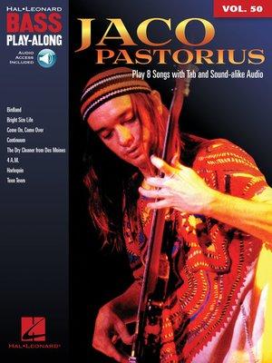 cover image of Jaco Pastorius