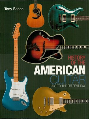 cover image of History of the American Guitar