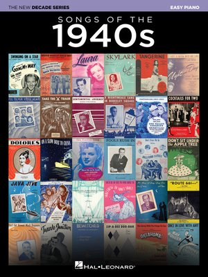 cover image of Songs of the 1940s