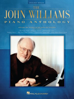 cover image of The John Williams Piano Anthology