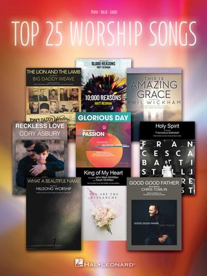cover image of Top 25 Worship Songs