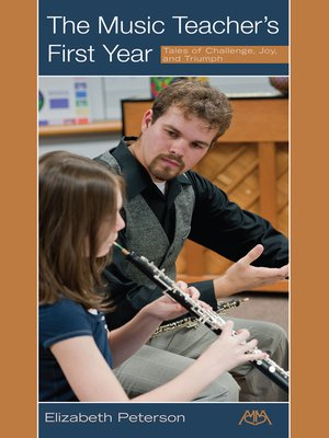 cover image of The Music Teacher's First Year