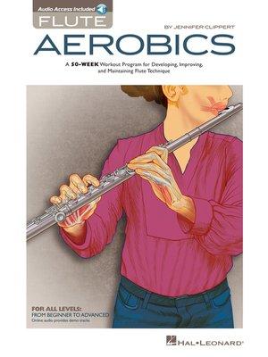 cover image of Flute Aerobics