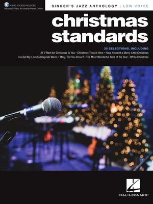 cover image of Christmas Standards