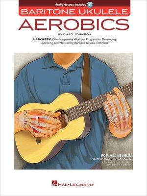 cover image of Baritone Ukulele Aerobics