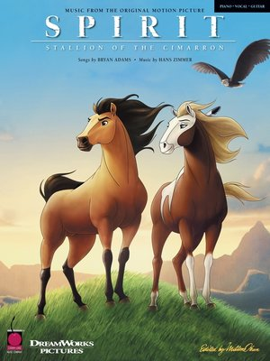 cover image of Spirit--Stallion of the Cimarron (Songbook)