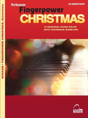 cover image of Fingerpower  Christmas