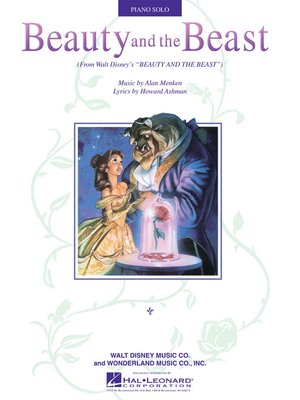 cover image of Beauty and the Beast Sheet Music