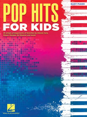 cover image of Pop Hits for Kids