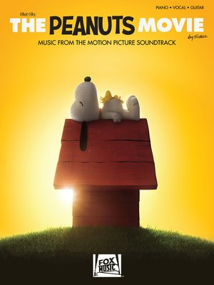 cover image of The Peanuts Movie Songbook