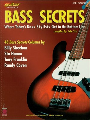 cover image of Bass Secrets