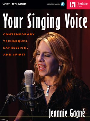 cover image of Your Singing Voice