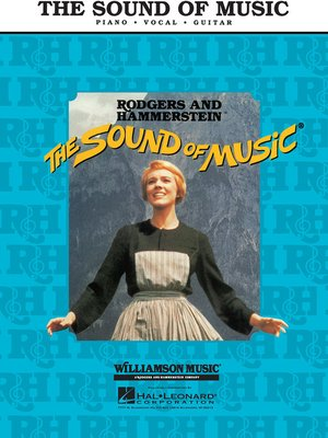 cover image of The Sound of Music Sheet Music