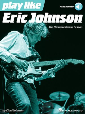 cover image of Play Like Eric Johnson