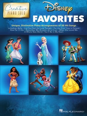 cover image of Disney Favorites