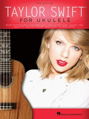 cover image of Taylor Swift for Ukulele